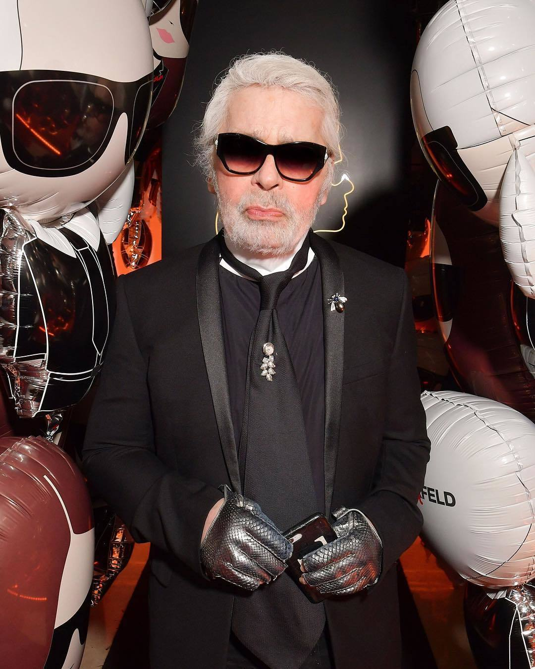 The World Is In Shock The Iconic Fashion Designer Karl Lagerfeld Went To Heaven Luxury Prague Life