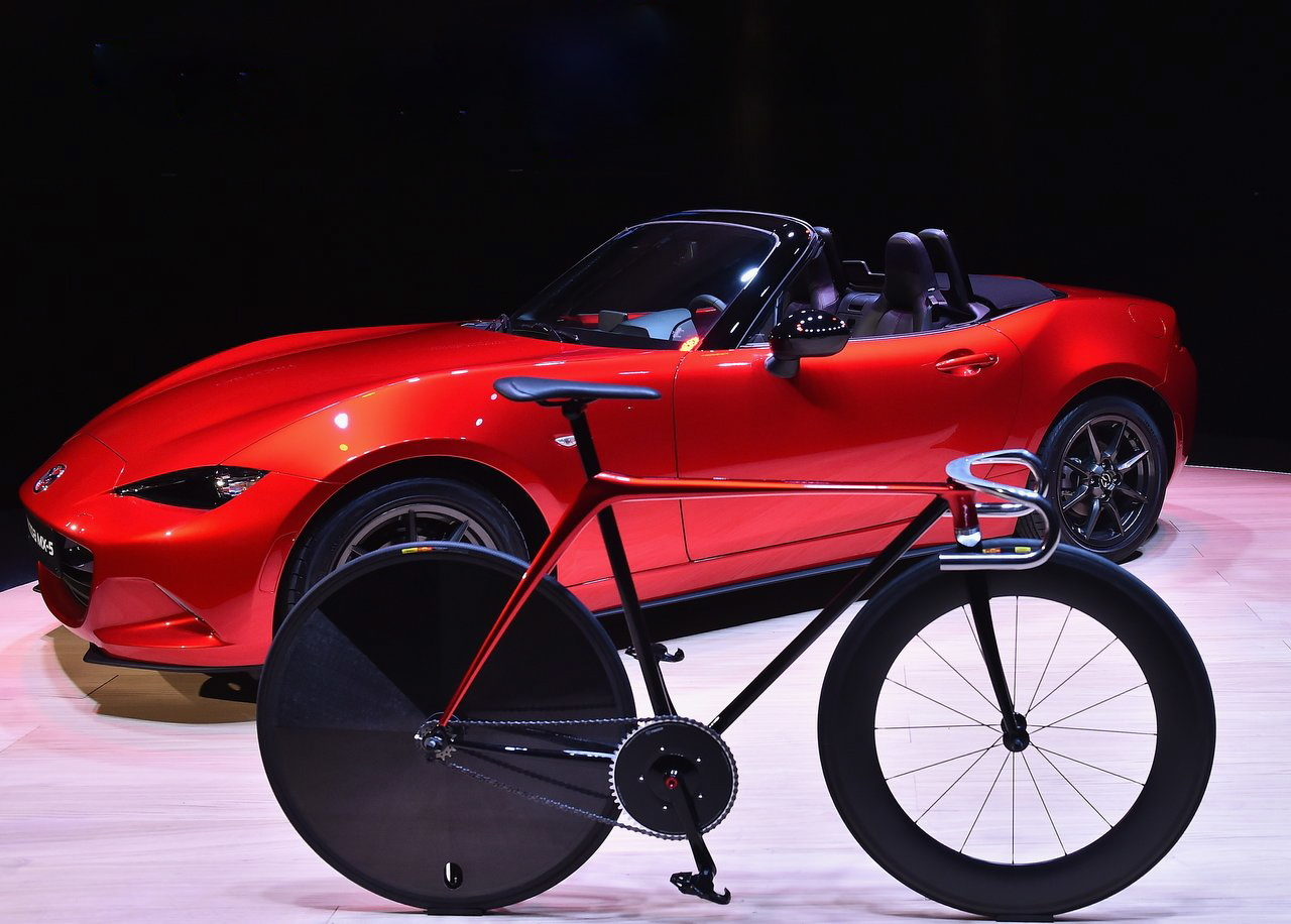 What Do The Car Brands Mazda Bugatti And Aston Martin Have In Common Bicycles Luxury Prague Life