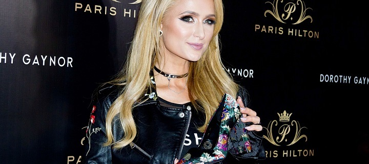 Paris Hilton, the heiress of the Empire Hilton