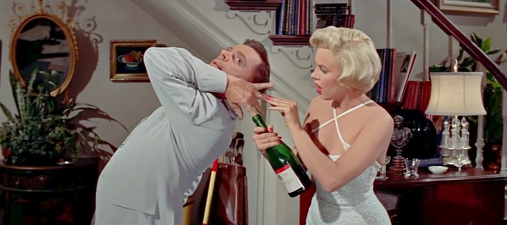 Marilyn Monroe, To Ewell, movie Seven year itch