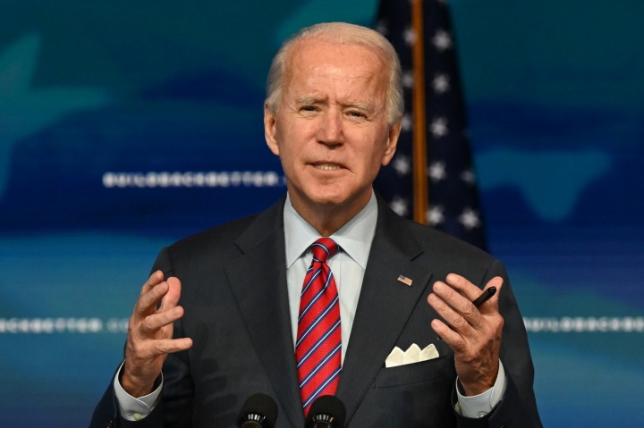 46. prezident USA, Joe Biden