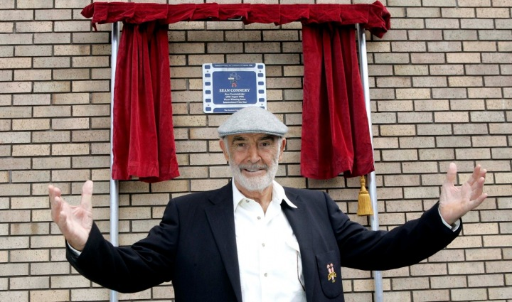 Herec Sean Connery