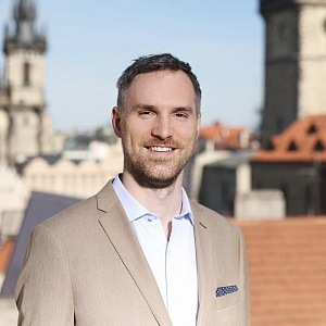 Zdeněk Hřib is the new head of Prague