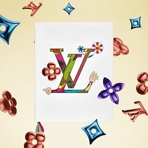 The book Louis Vuitton Art, Fashion and Architecture
