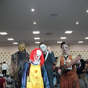 The mood of the last comic-con in San Diego