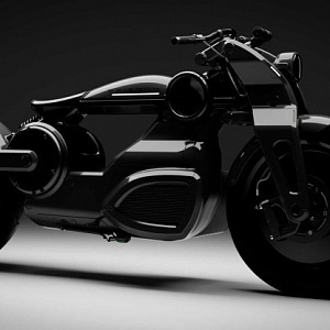 Motorka Curtiss Zeus Bobber