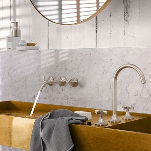 Timeless and luxurious bathrooms in the Dorint DG Centrum