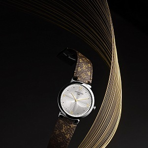 Watches have removable straps!
